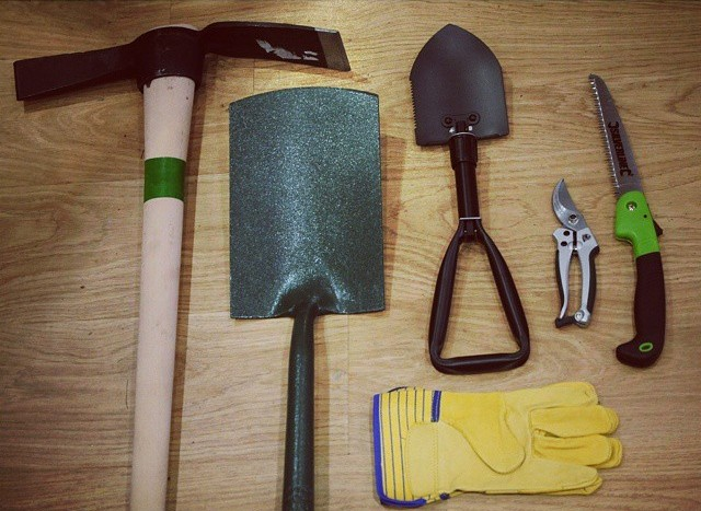Trail Repair Tools