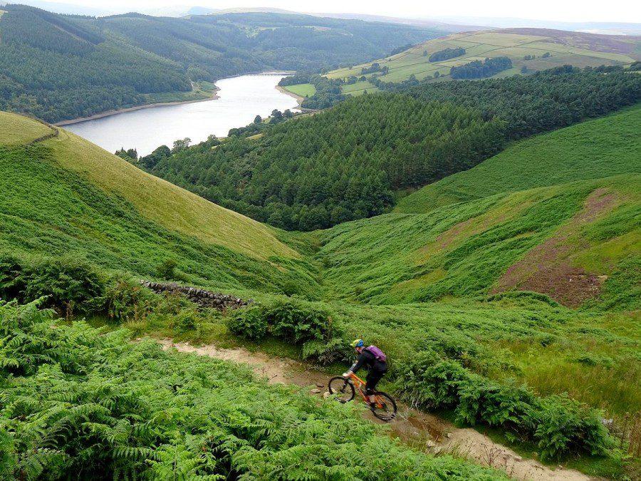 Derwent Edge Bridleway