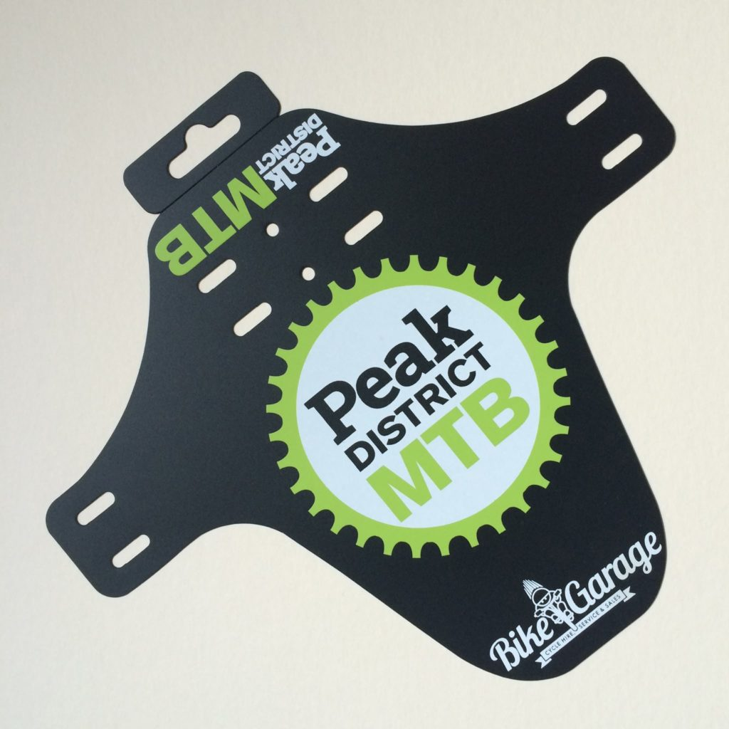 Peak District MTB Mudguards