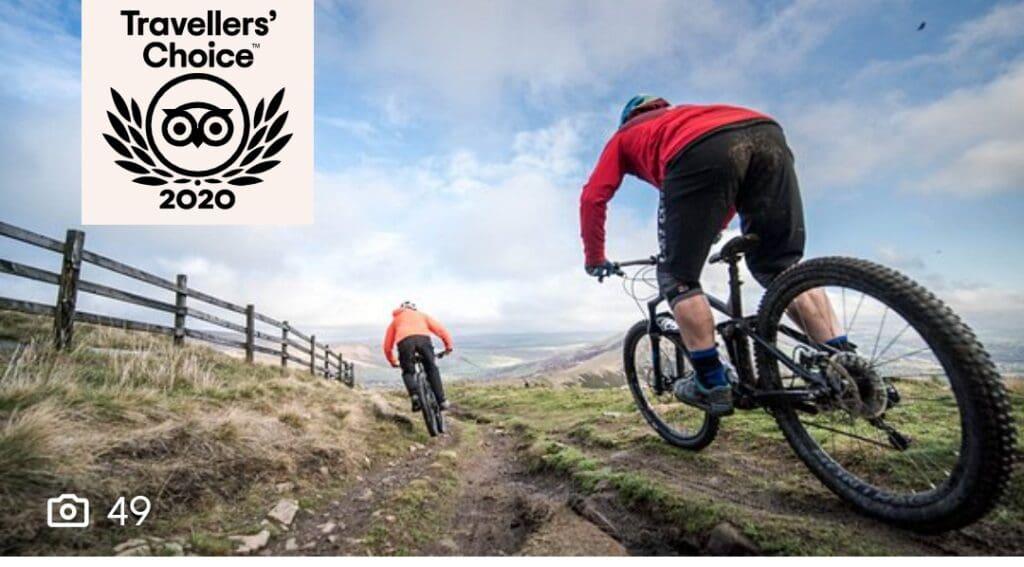 Bike Garage, Awarded Travellers Choice