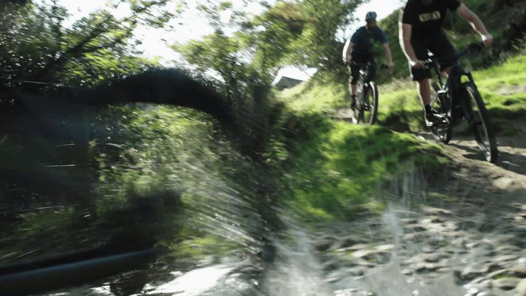 Bike Garage Mountain Biking Peak District Teaser, 10 Years of Hire.